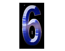 Resultado de imagem para numero 6 numerology