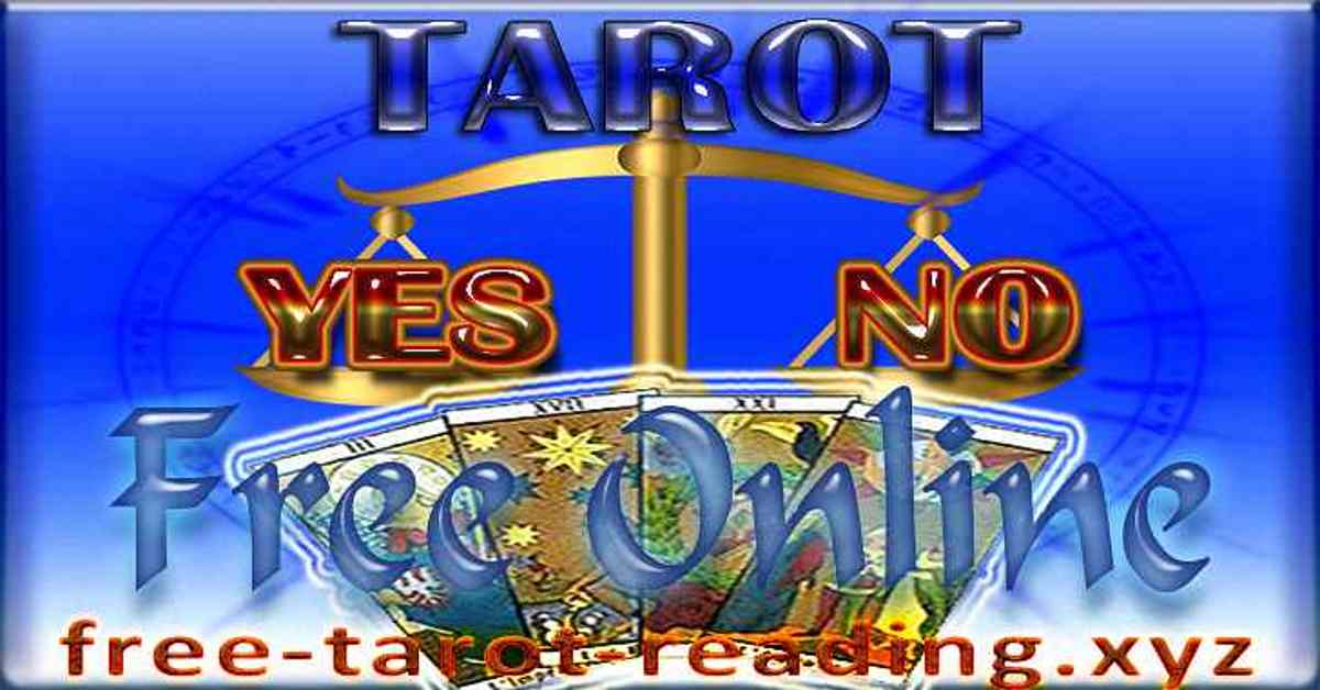 Tarot yes or no Free with five cards
